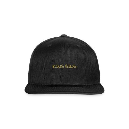King Bing - Snap-back Baseball Cap