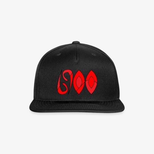 6900 - Snap-back Baseball Cap
