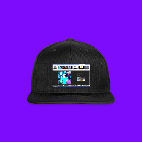 google - Snap-back Baseball Cap