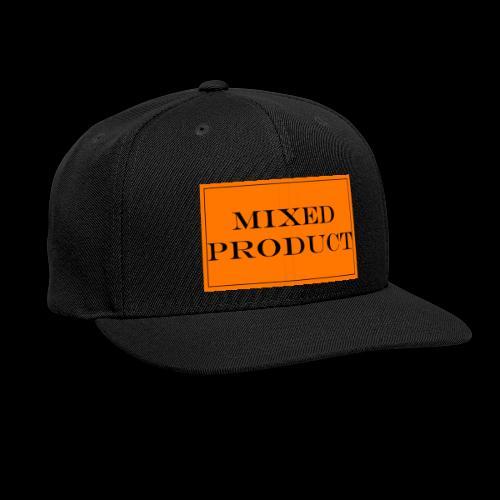Mixed Product Drop - Snapback Baseball Cap