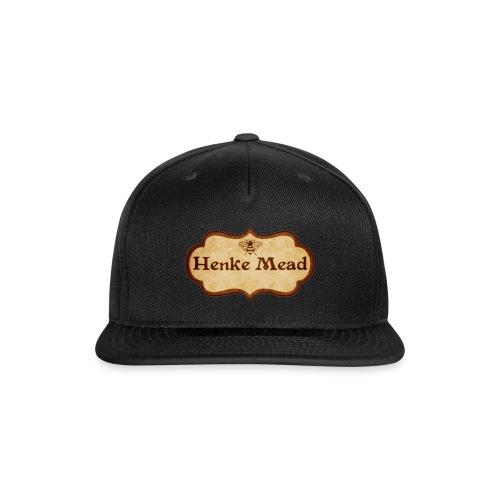 Henke Mead - Snap-back Baseball Cap