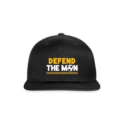 Defend The Mon - Snap-back Baseball Cap