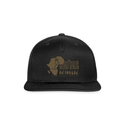 Ancient African History Museum Atlanta, Georgia - Snap-back Baseball Cap