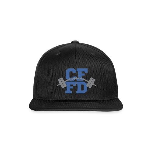 CFFD Barbell - Snap-back Baseball Cap
