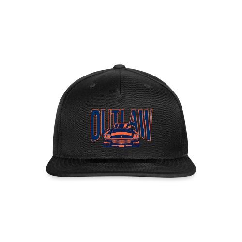 Outlaw - Snap-back Baseball Cap