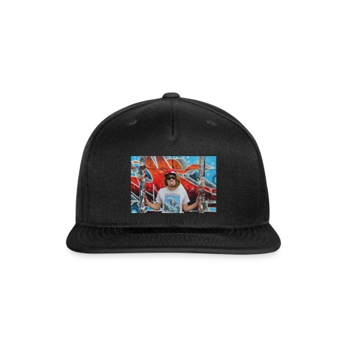 The Graffiti Collection - Snap-back Baseball Cap