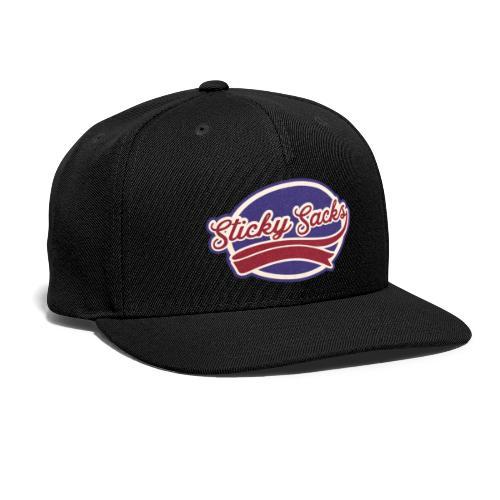 Vintage Sack - Snap-back Baseball Cap