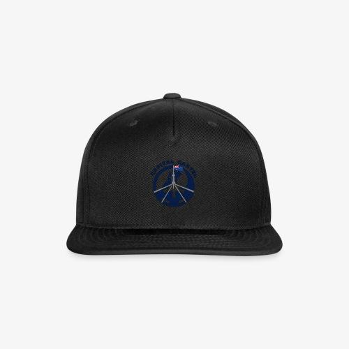 Cartel Blue - Snap-back Baseball Cap