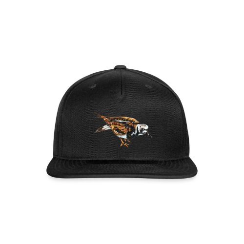 Ruddy turnstone - Snap-back Baseball Cap
