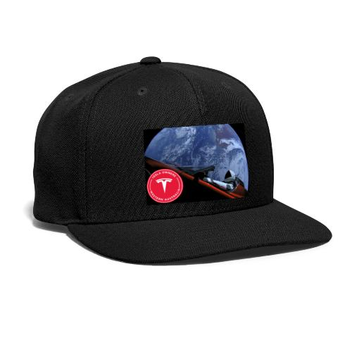 TOCWA Starman over Western Australia - Snapback Baseball Cap