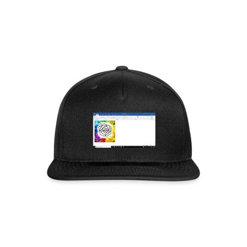 fj bwelFNHwekfnlw - Snap-back Baseball Cap