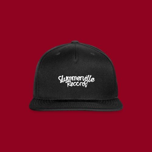 Slummerville Records - Snap-back Baseball Cap