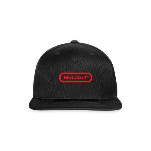 NO LABEL - Snap-back Baseball Cap