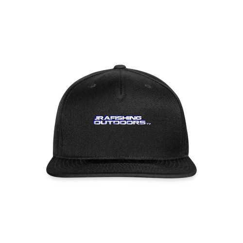 JRAFishing Oudoors - Snap-back Baseball Cap