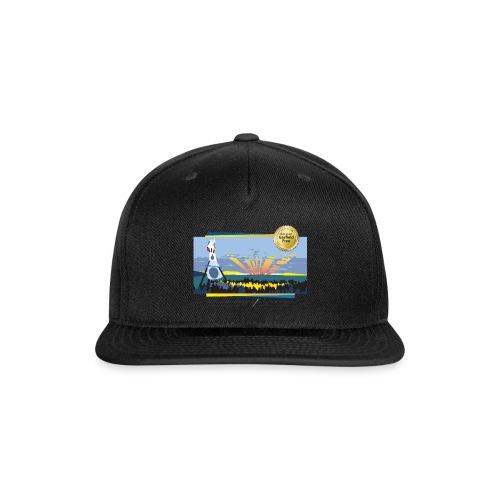 Bentley Blockade - Snap-back Baseball Cap