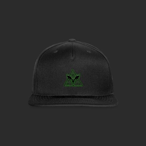 Dark WT Logo - Snap-back Baseball Cap
