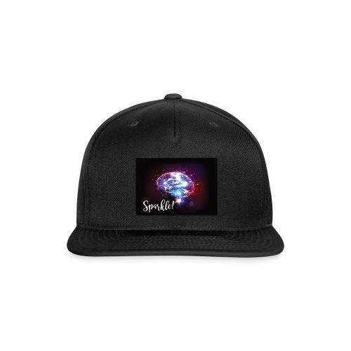 Sparkle - Snap-back Baseball Cap