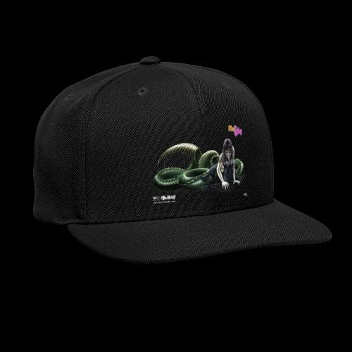 Scythe Mermaid - Snapback Baseball Cap