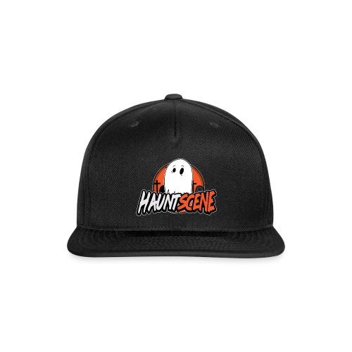 HauntScene Modern Logo 2020 - Snap-back Baseball Cap