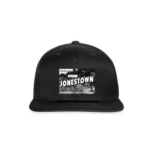 Jonestown Postcard - Snap-back Baseball Cap