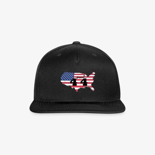 Forever 44 - Snap-back Baseball Cap