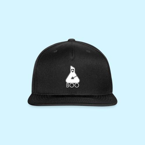 Spooky Merch (media lab yyc) - Snap-back Baseball Cap
