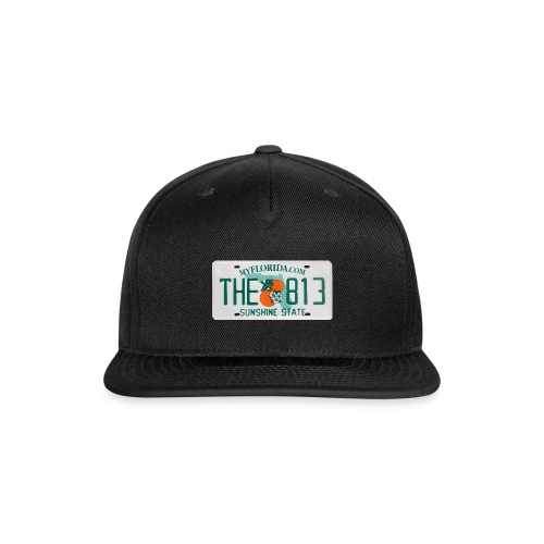 The 813 Plated - Snapback Baseball Cap