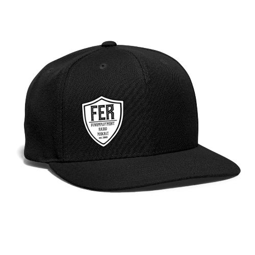 FER Shield - Snapback Baseball Cap