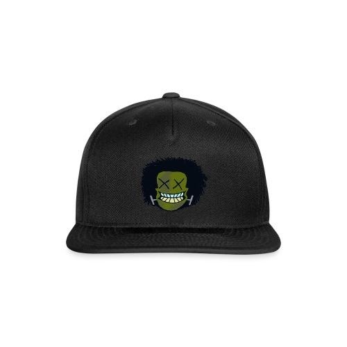 DeadHeadOG_-_messyhead - Snap-back Baseball Cap