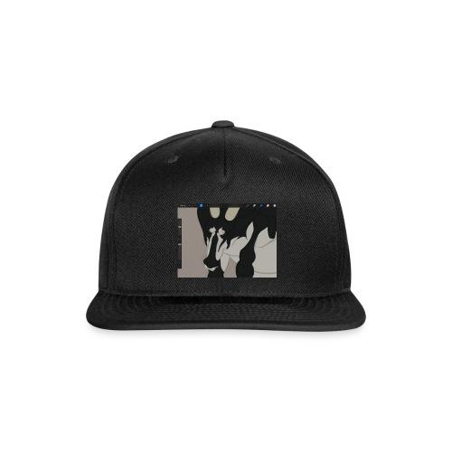 Be a Hatganster - Snap-back Baseball Cap