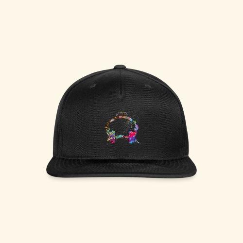 Boston skyline - Snap-back Baseball Cap