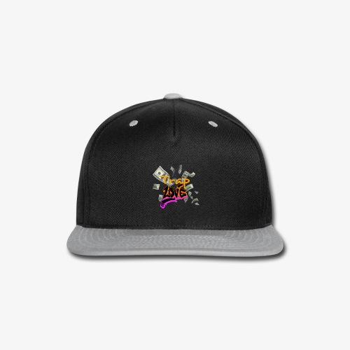Trap Love v2 - Snap-back Baseball Cap
