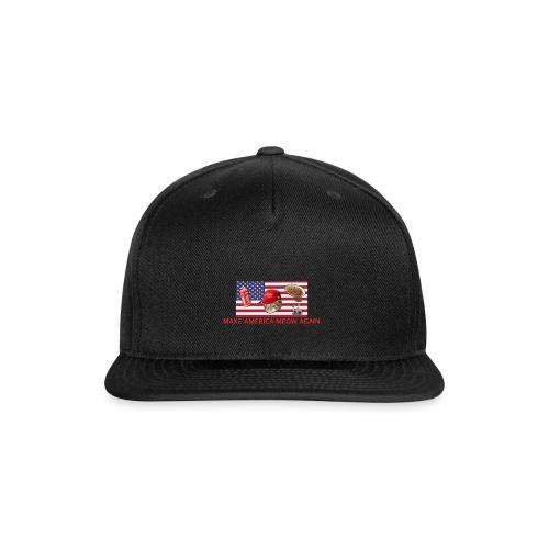 Make America Meow Again - Snapback Baseball Cap