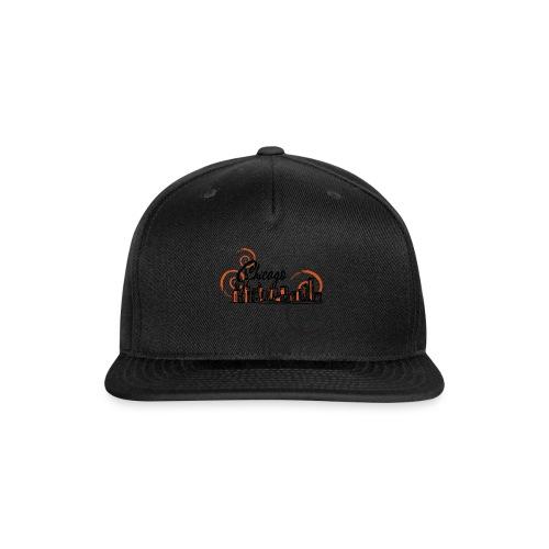 Chicago_Logo - Snap-back Baseball Cap