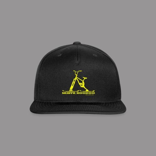 SkiByk Hoodoo - Snap-back Baseball Cap