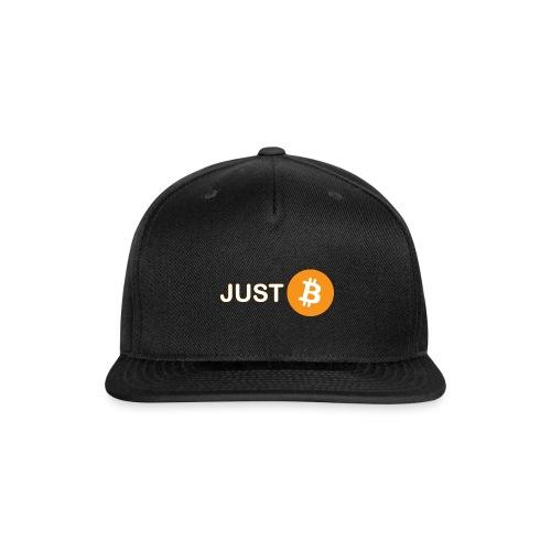 Just be - just Bitcoin - Snapback Baseball Cap