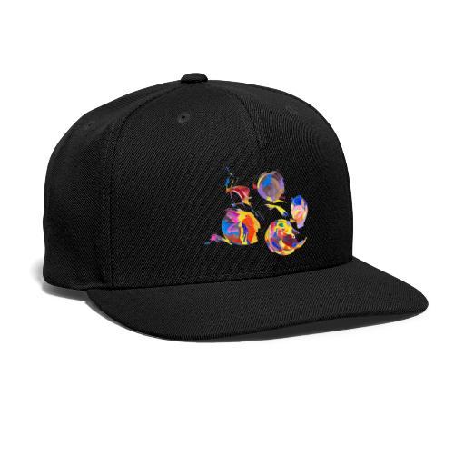 Galaxy - Snap-back Baseball Cap