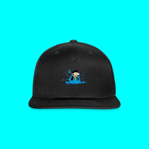 ScaryTylerZ Merchandise - Snap-back Baseball Cap