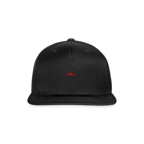 MR. S - Snapback Baseball Cap