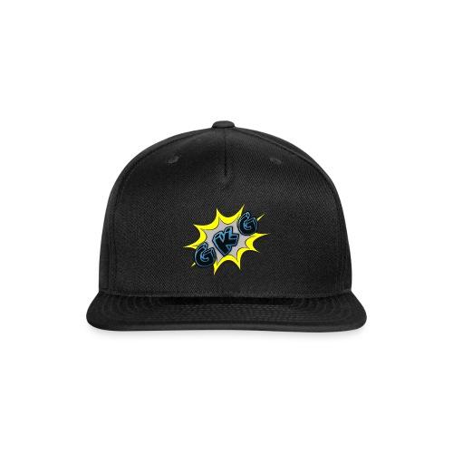 GKG Burst - Snap-back Baseball Cap