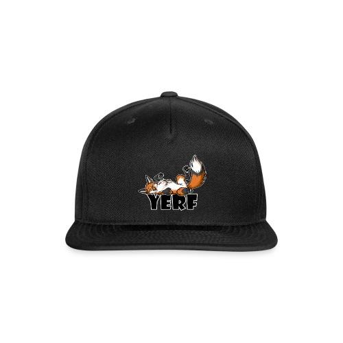 Lazy YERF FOX / FOXES - Snapback Baseball Cap