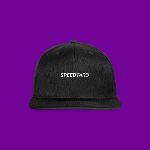 Speedtard shirts/jackets - Snap-back Baseball Cap