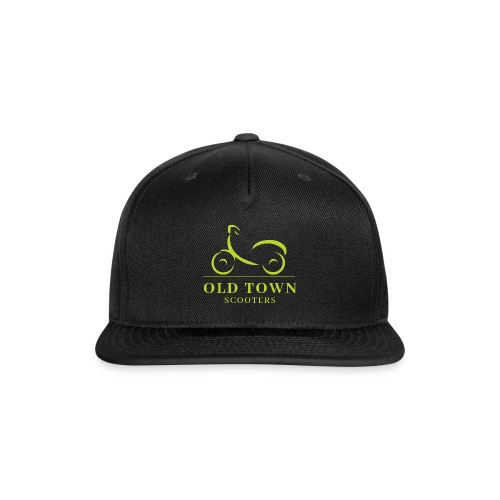 Old Town Scooters T-shirt - Snapback Baseball Cap