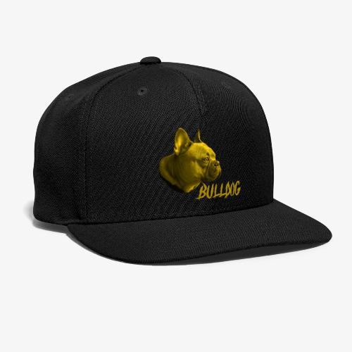Bulldog,Bulldogge,French Bulldogge,Hundrasse,Hund - Snap-back Baseball Cap