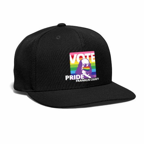 Ben 2020 T shirt Design v3 - Snap-back Baseball Cap