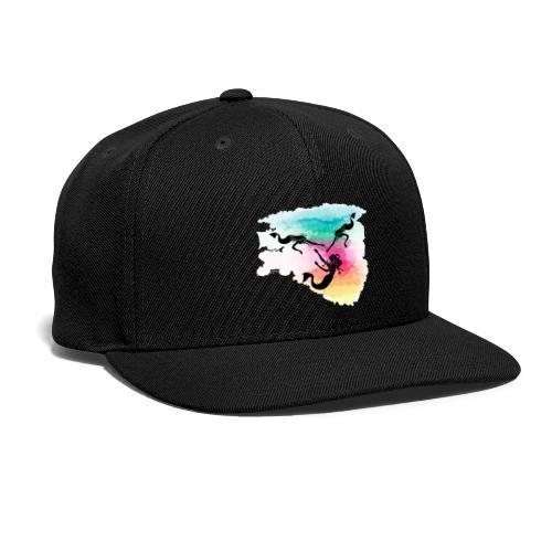 Mermaid Pod - Snapback Baseball Cap