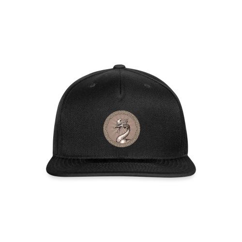 Laughing Dragon - Snapback Baseball Cap