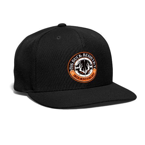Big Buck Registry Deer Hunt Podcast - Snap-back Baseball Cap