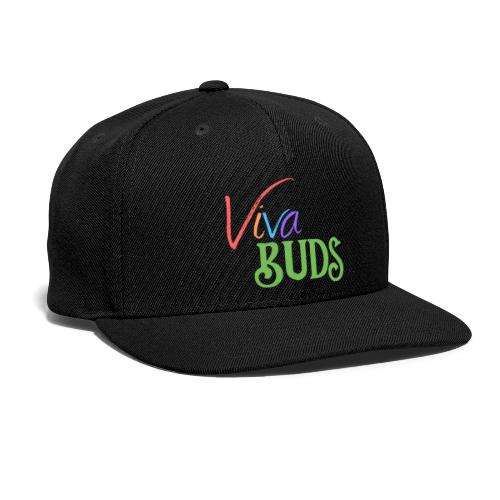 Viva Buds - Snap-back Baseball Cap