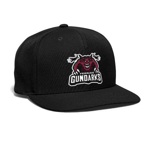 Fearless Gundarks - Snap-back Baseball Cap